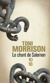 Toni Morrison_Le chant de Salomon